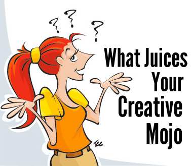 Creative Mojo by Tee